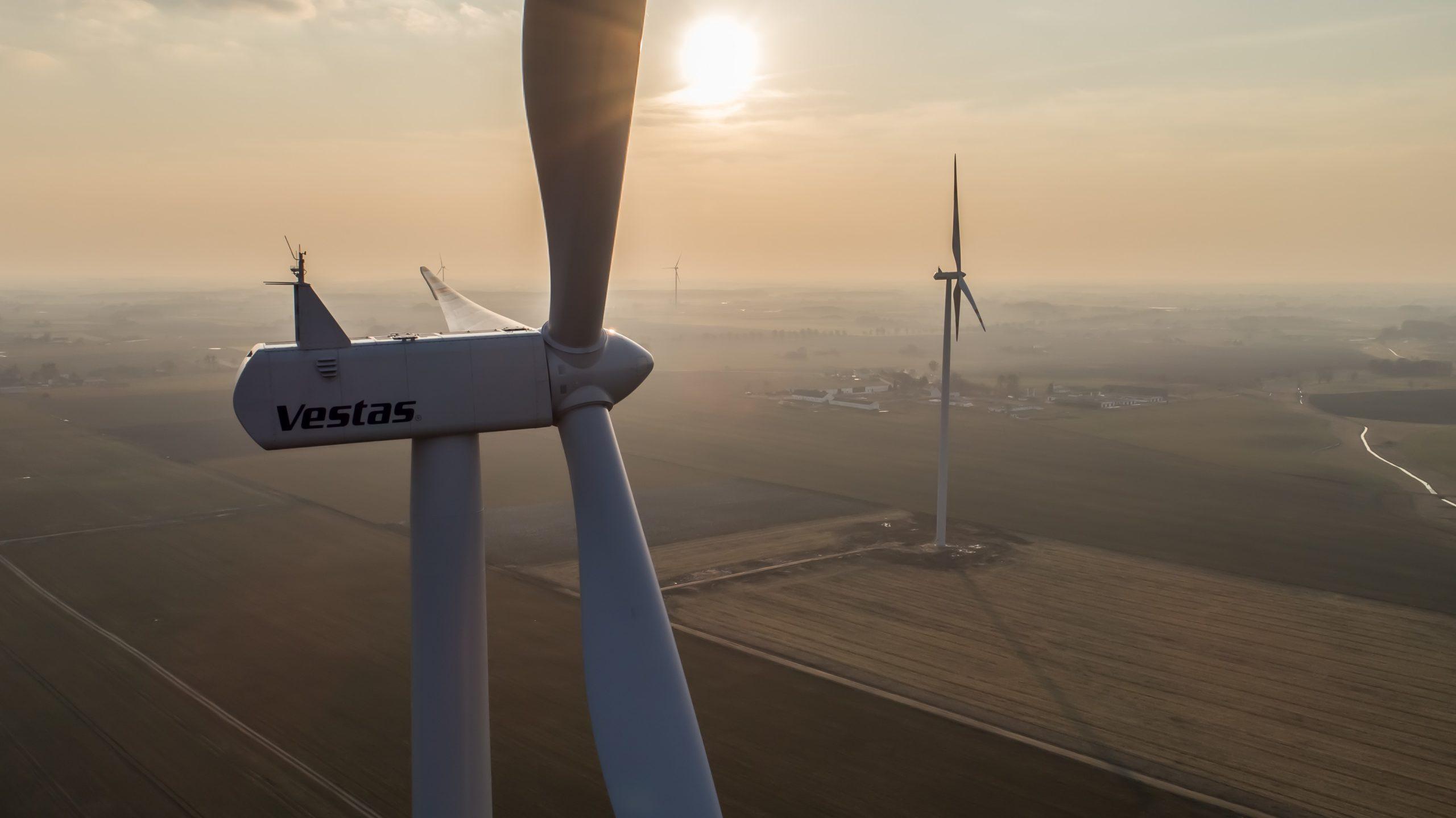 Successful wind park development in Poland